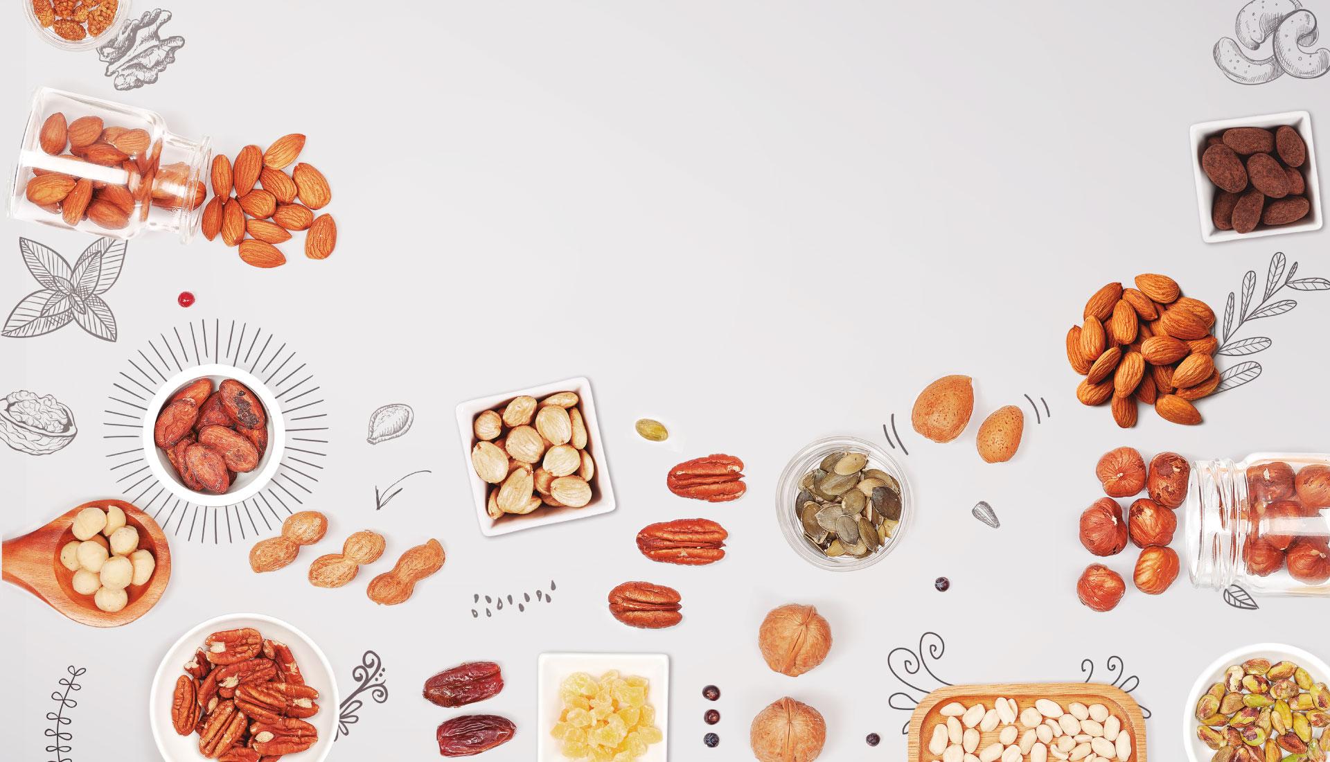 Aperimax slide dibujos | Aperimax, frutos secos de calidad