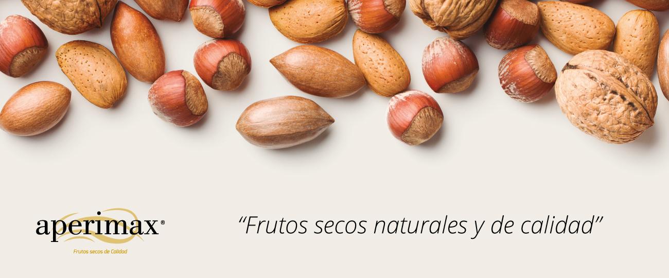 Aperimax hoy   Aperimax, frutos secos de calidad