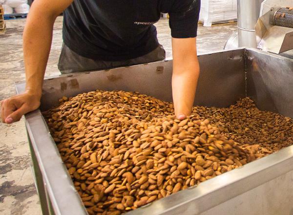 Obrero almendras | Aperimax, frutos secos de calidad