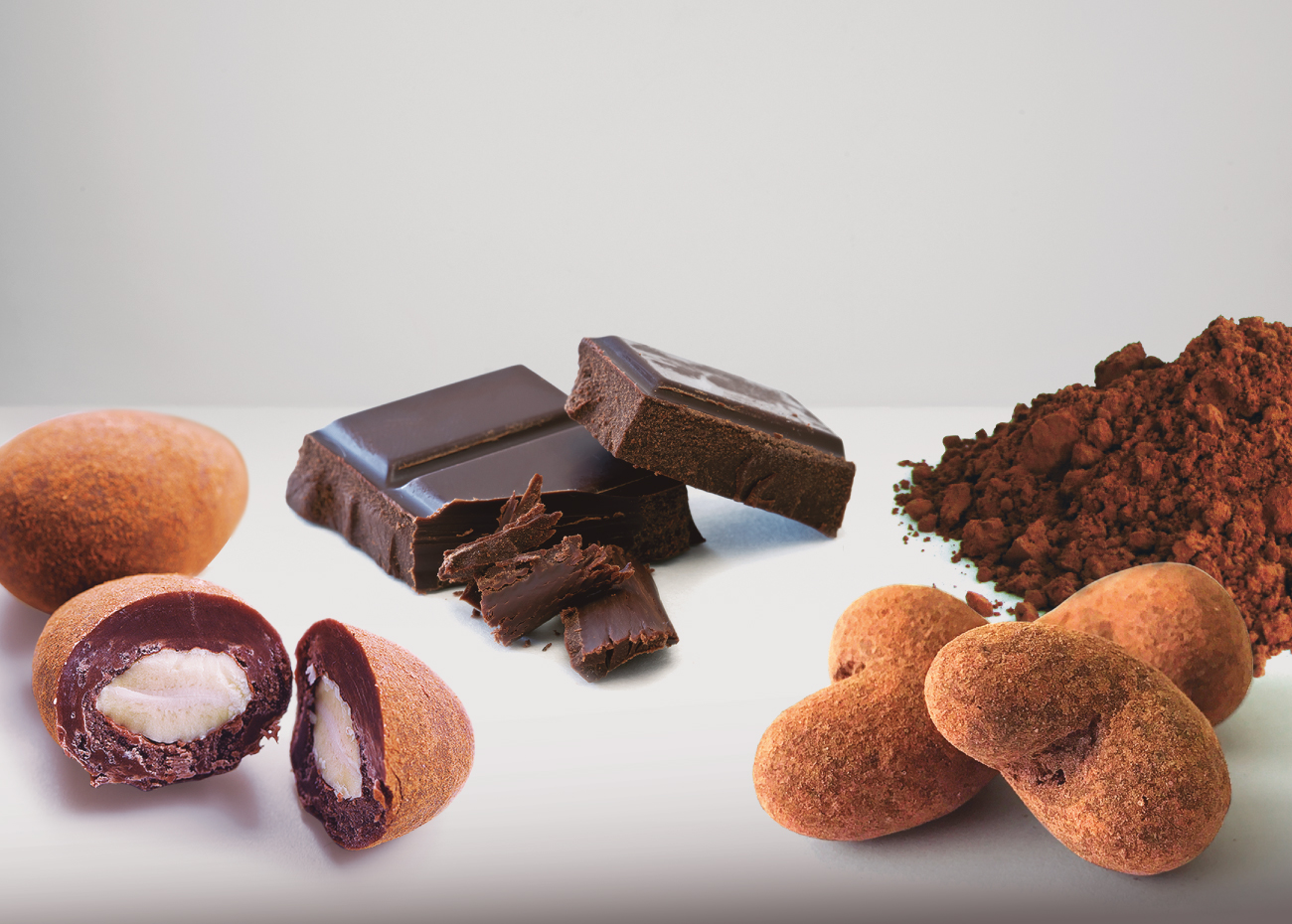 Chocolateados | Aperimax, frutos secos de calidad