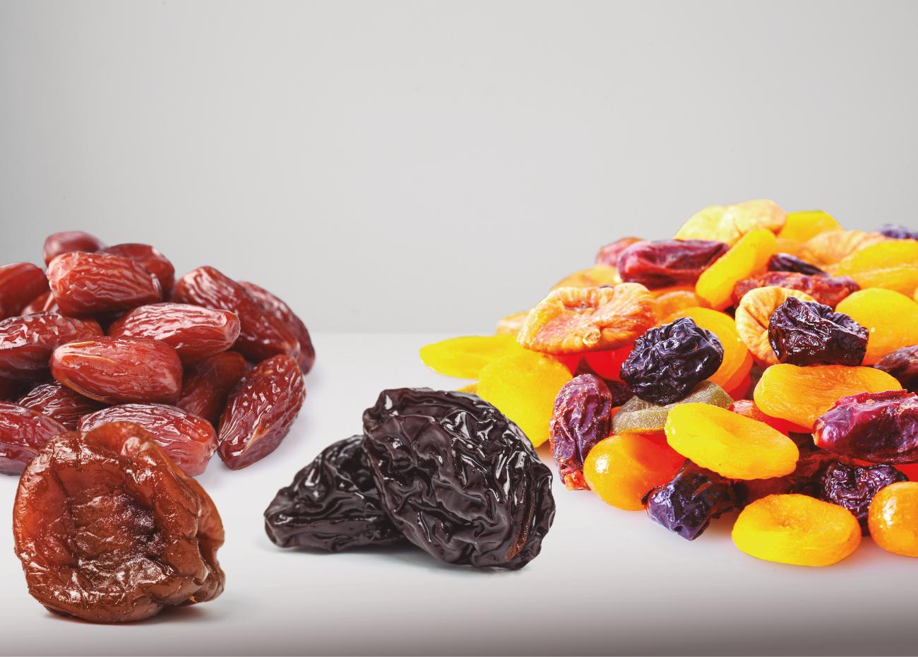 Frutas desecadas | Aperimax, frutos secos de calidad