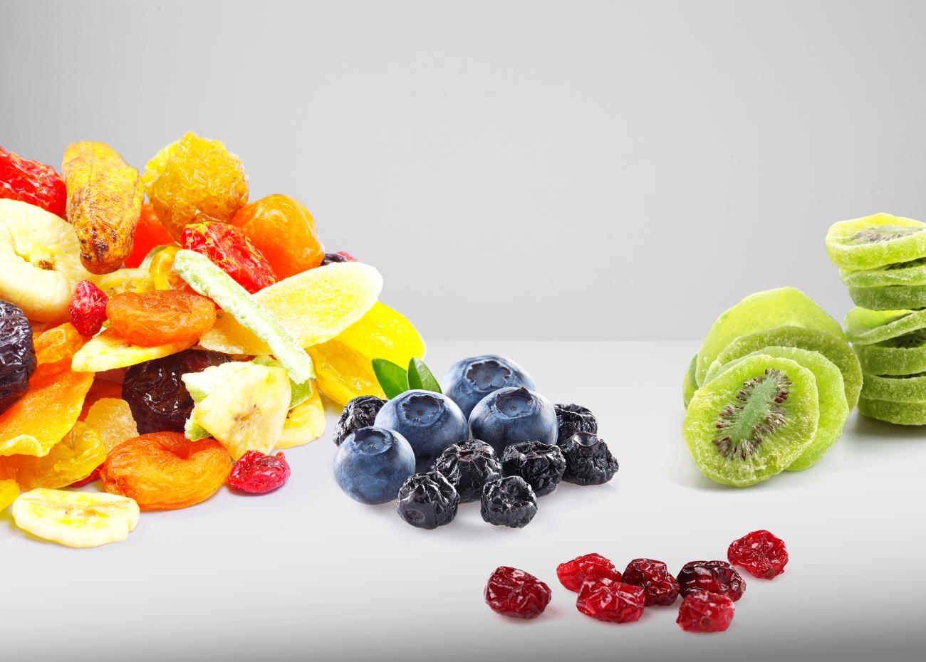 Frutas deshidratadas | Aperimax, frutos secos de calidad