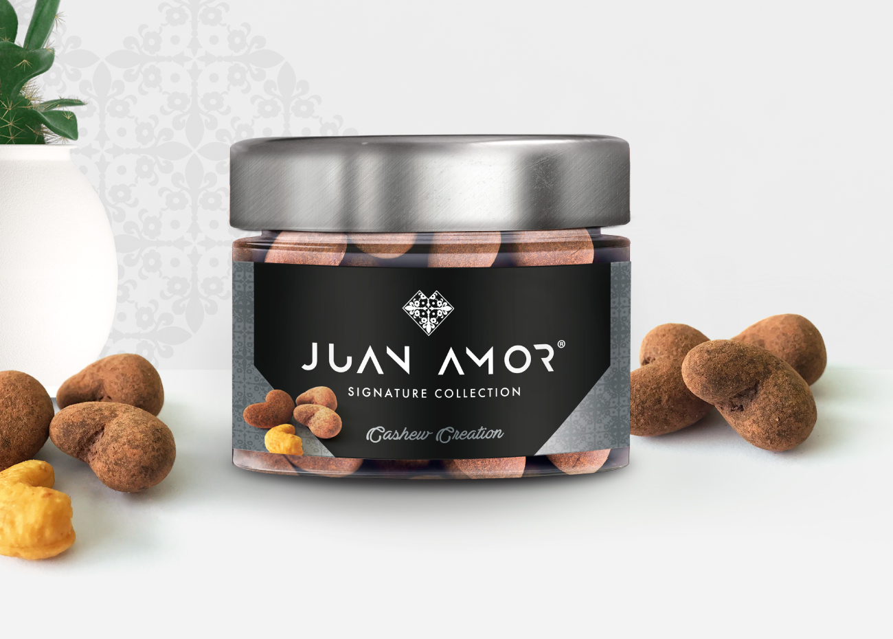 Juan Amor Cashew creation