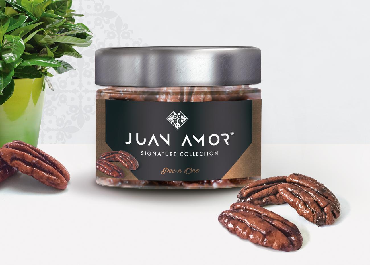 Juan Amor Pecan one