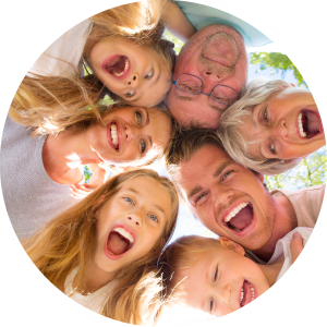 Beneficios familia caras