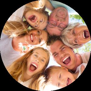 Beneficios familia caras