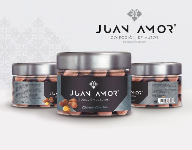 Juan Amor Cashew Creation   Aperimax, frutos secos de calidad