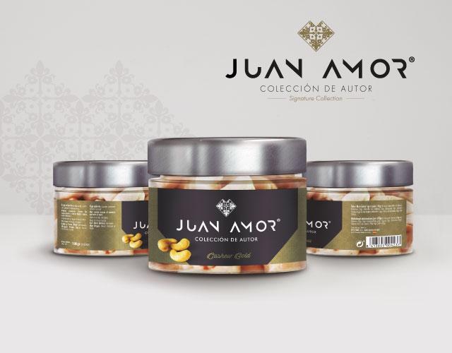 Juan Amor Cashew Gold | Aperimax, frutos secos de calidad