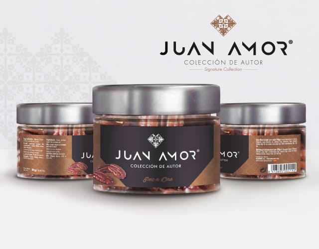 Juan Amor Pecan One   Aperimax, frutos secos de calidad