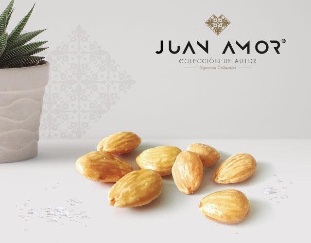 Juan Amor Marcona Gold | Aperimax, frutos secos de calidad