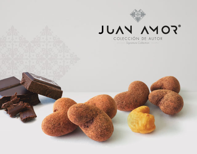 Juan Amor Cashew Creation | Aperimax, frutos secos de calidad